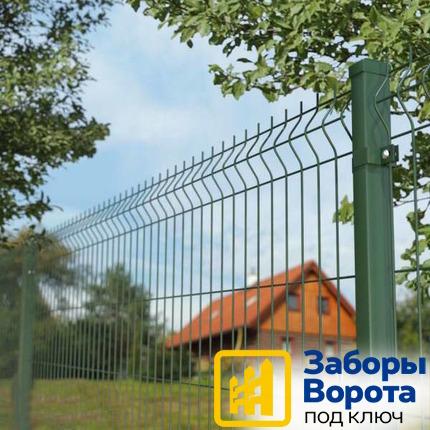 Забор 3D (2)